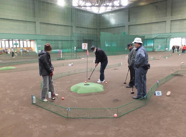パークゴルフ初心者講習会イベントイメージ