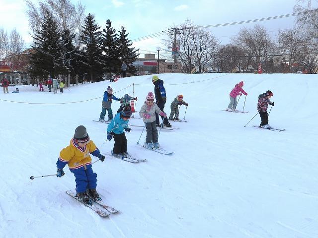 はじめてのスキー教室イベントイメージ